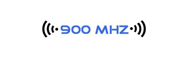 graphic of 900 MHZ