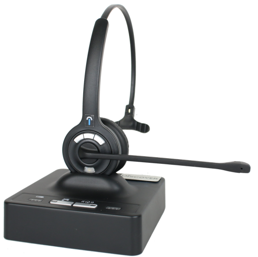 Discover D901 monaural office wireless headset