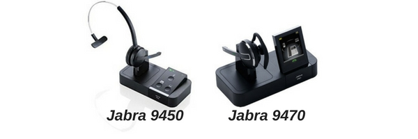Jabra Pro 9450 and 9470 images
