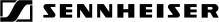 Sennheiser logo in black