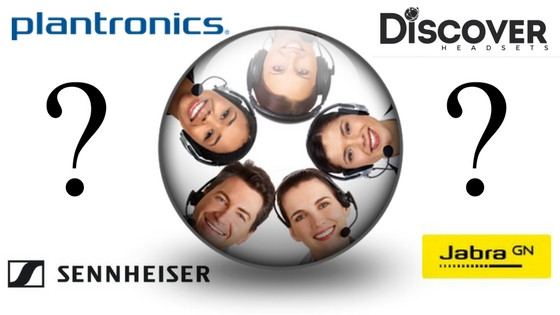 image of 5 people wearing headsets
