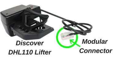 Discover DHL110 handset lifter