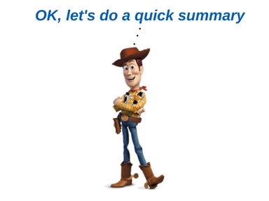 Sheriff Woody from Toy Story