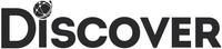 Discover headset logo