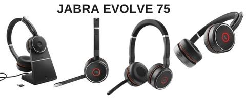 Jabra Evolve 75 images