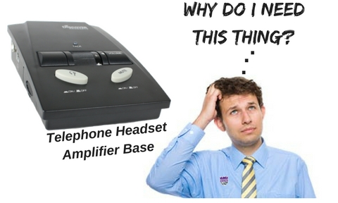 businessman scratching head saying why do I need this thing?