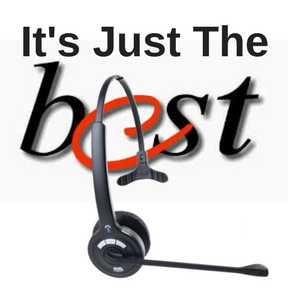 Discover D901 wireless headset saying it's just the best