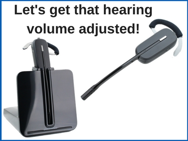 Let's get that hearing volumeadjusted! (1)