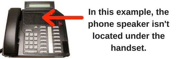 Mitel M5316 telephone