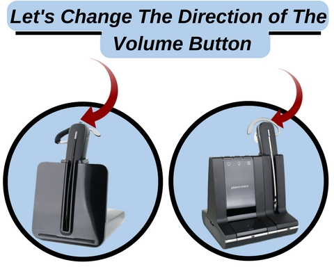 Let's Change TheDirection of TheVolume Button 3
