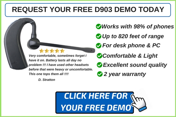 Discover D903 banner offering a free 60 day demo