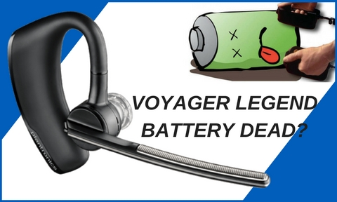 Voyager Legend Bluetooth headset