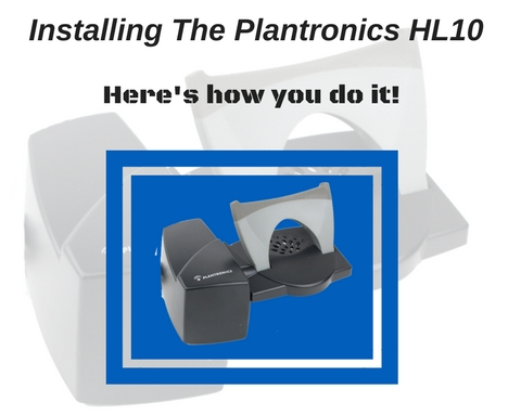 Installing the Plantronics HL10 Lifter (2)