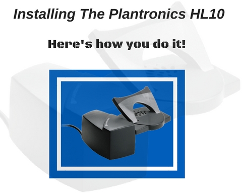 plantronics hl10 handset lifter image in a square box