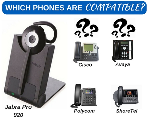 3e35a1ffba6 Compatible Phones For Your Jabra Pro 920 Wireless Headset ...